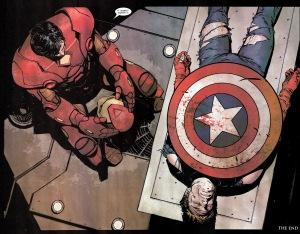 death-of-captain-america