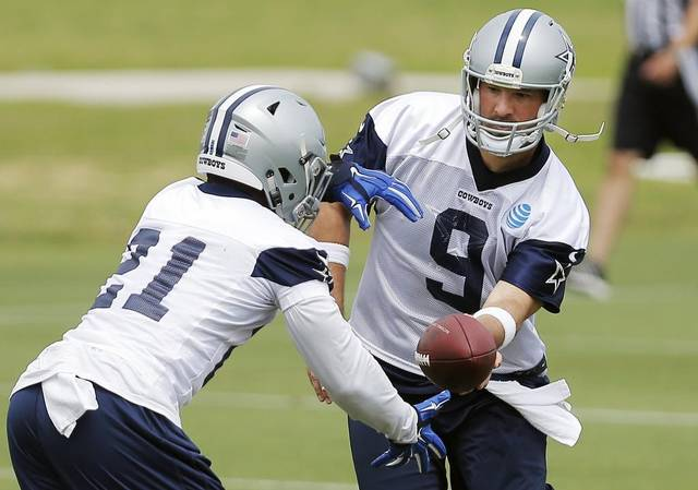Romo and Zeke