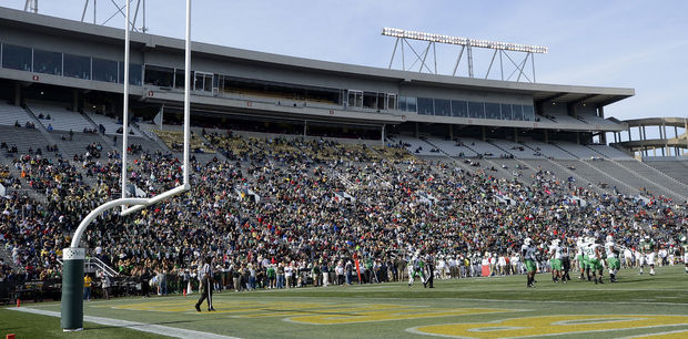 UAB Marshall Crowd