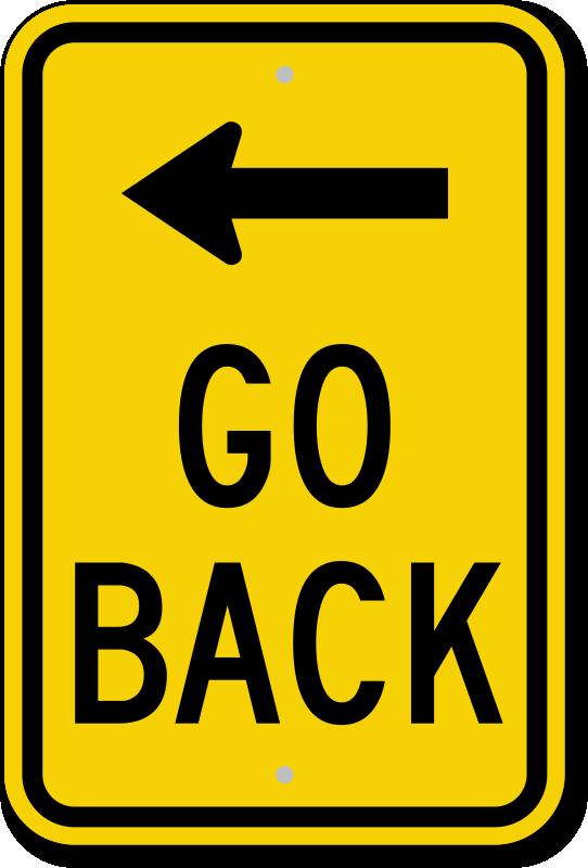 go-back-security-sign-k-0138-l